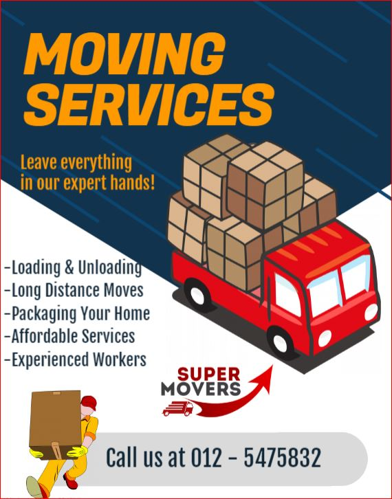 supermovers _moving house